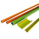 La fibre de verre renforcée poutrelles à larges ailes de PRF pour le bâtiment