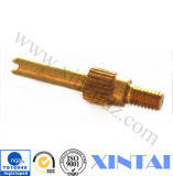 カスタマイズされた黄銅CNCの回転部品