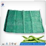 Ineinander greifen-Beutel des Zoll-25kg pp. für Verpackungs-Obst und Gemüse
