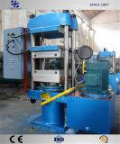 4 pequena placa de coluna de imprensa de vulcanização para produção de vedações de anel O