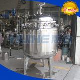 Recipiente de cozimento de bebidas de alta pressão