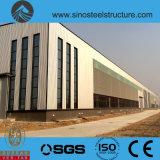 Marcação BV Estrutura de aço com certificação ISO (Depósito TRD-018)