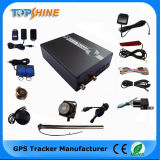 Free Software Two Fuel Sensors RFID Sos GPS Tracker