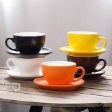 kop van de Koffie van Latte van de Kop van de Espresso van de Koffie van de Mok 200ml Latte de Ceramische