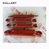 굴착기 두 배 임시 팔 또는 붐 또는 물통 실린더 액압 실린더