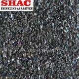 Noir de la poudre de carbure de silicium pour abrasifs et réfractaires
