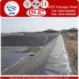 Hoja 2.0m m del HDPE 100% Vírgenes Geomembrane para la impermeabilización de la filtración y la impermeabilización del agua para la piscina del loto