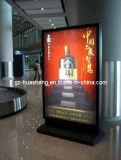 Алюминиевый блок освещения для рекламы (HS-LB-018)