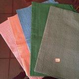 パッキング食糧またはガーベージまたは米の中国の製造者のための多重カラーPPによって編まれる袋