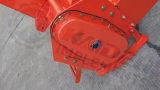 CE Aproved 55-70HP lanza giratoria cultivador del enganche del tractor