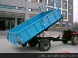 Reboque de serviço público do reboque da caixa da exploração agrícola de ATV/trator da exploração agrícola