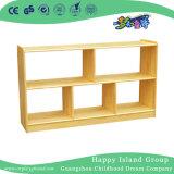Mensola di legno del divisorio dei bambini di asilo (HG-4203)