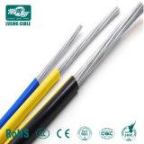 Witte of Zwarte Flexibele Kabel 3 Kern 0.75mm 1mm 1.5mm de 2.5mm Flexibele ElektroKabel van de Draad