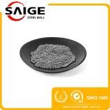 bille d'acier au chrome de 100cr6 G100 Feige 2mm pour le roulement