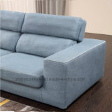 Insieme registrabile del sofà dell'angolo 321 del tessuto