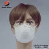 Masque de poussière Ffp2 industriel avec la forme de cuvette