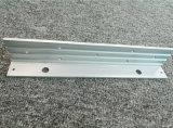 6061 profils en forme de L extrusion en aluminium/en aluminium anodisés par alliage