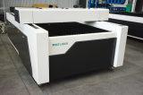 Volle automatische Leistungsfähigkeit CO2 Laser-Stich-Ausschnitt-Maschine