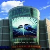 옥외 광고를 위한 풀 컬러 P6 발광 다이오드 표시 위원회