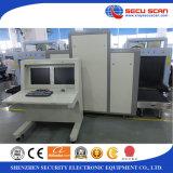 Grande macchina della selezione dei raggi X dello scanner AT10080 del bagaglio del raggio di formato X per uso stazione/della dogana