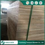 Placa de Malacca Material de Construção Water-Proof Blockboard Madeira