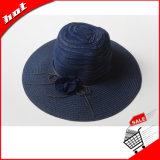 Paja trenza papel Sun Floppy Hat