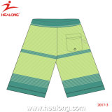 Healong Fashion Design Gym Wear Dye Sublimation Beach Shorts