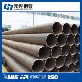 De Naadloze Pijp van het Koolstofstaal ASTM A106/ASME SA106 voor de Dienst Op hoge temperatuur