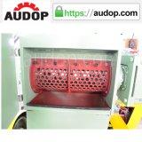 Déchiqueteur de tuyau et la meule deux dans une machine de recyclage