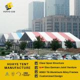 販売(hy031g)のためのストリップPVCカバーが付いている経済的な大きいテント