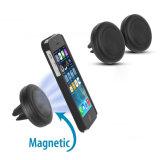 Montaje magnético Difusor universal de montaje de coches magnéticos soporte para teléfono, para teléfonos móviles y tabletas con Fast Swift-Snap Mini la tecnología, con 4 placas de metal