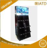 La béquille de support en carton pour boîte d'encre, le carton Présentoir avec SGS
