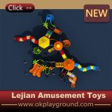 Speelplaats van de Jonge geitjes van de Wereld van Ce de Duurzame Gelukkige Openlucht Plastic (x1508-7)