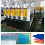 Pour la production de l'extrudeuse en plastique PP PE PC Feuille creux