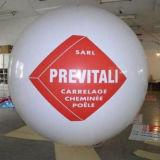 Balão de hélio inflável para publicidade / Mostrar