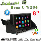 С антибликовым покрытием Carplay Android 7.1 для системы навигации GPS C W204 машине телевизор в салоне, БСД, DAB WiFi навигации GPS