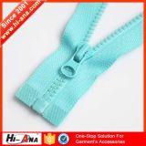 Sobre acessórios de 95% Zipper exportado do plástico da alta qualidade