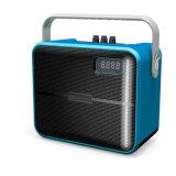 Vendas Multifunctional do '' altofalante karaoke quentes 6.5 com entrada de USB/SD, Bluetooth, FM. Diodo emissor de luz Shinning