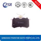 Haute qualité meilleure vente de pièces automobiles ECE R9029126 Certifcation AAC Plaquettes de frein du chariot