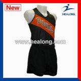 При работающем двигателе с термической возгонкой спортивной одежды Healong Джерси для Man Teamwear