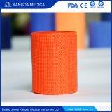 Band Van uitstekende kwaliteit van de Glasvezel van de Polyester van Kangda de Medische Orthopedische Gietende