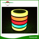 Colorido e RGB Solar Swimming Pool LED Light Solar Romântico Flutuante LED Light na água com controle remoto