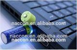 1.2V 1450mAh Navulbare Batterij USB Ni-MH