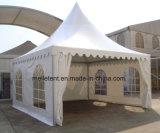 호화스러운 알루미늄 프레임 휴대용 결혼식 Pagoda 천막