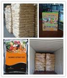 Água - ácido Humic de Humate do potássio solúvel para a agricultura