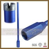 Солнечные наградные отделяемые конкретные инструменты бита бурения керна