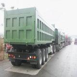 Della Cina 80ton del deposito del ribaltatore rimorchio posteriore del camion semi da vendere
