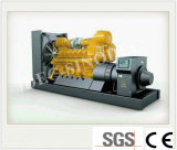 2017 gruppo elettrogeno del gas naturale del nuovo modello 45kw dalla fabbrica
