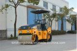 3 Tonnen-volle hydraulische doppelte Trommel-Vibrationsrolle Jm803h