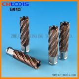 Morceau de foret de faisceau de HSS avec la partie lisse universelle (DNHC)